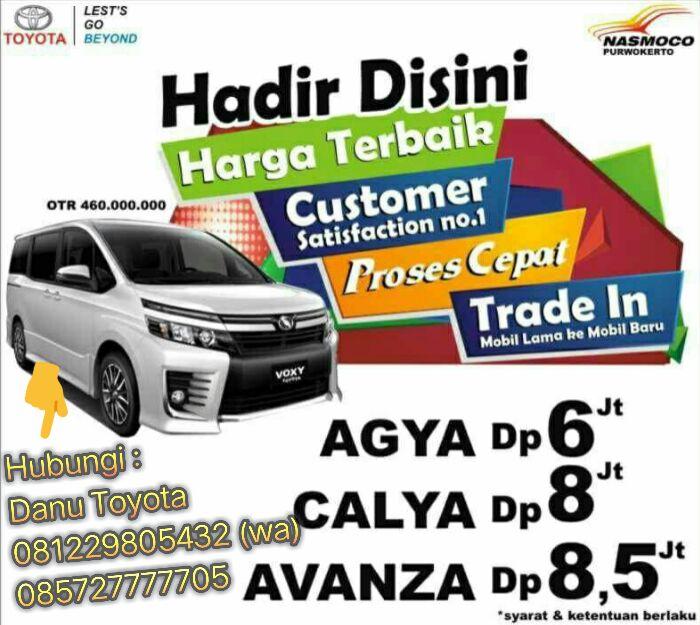 Promo Toyota By Danu