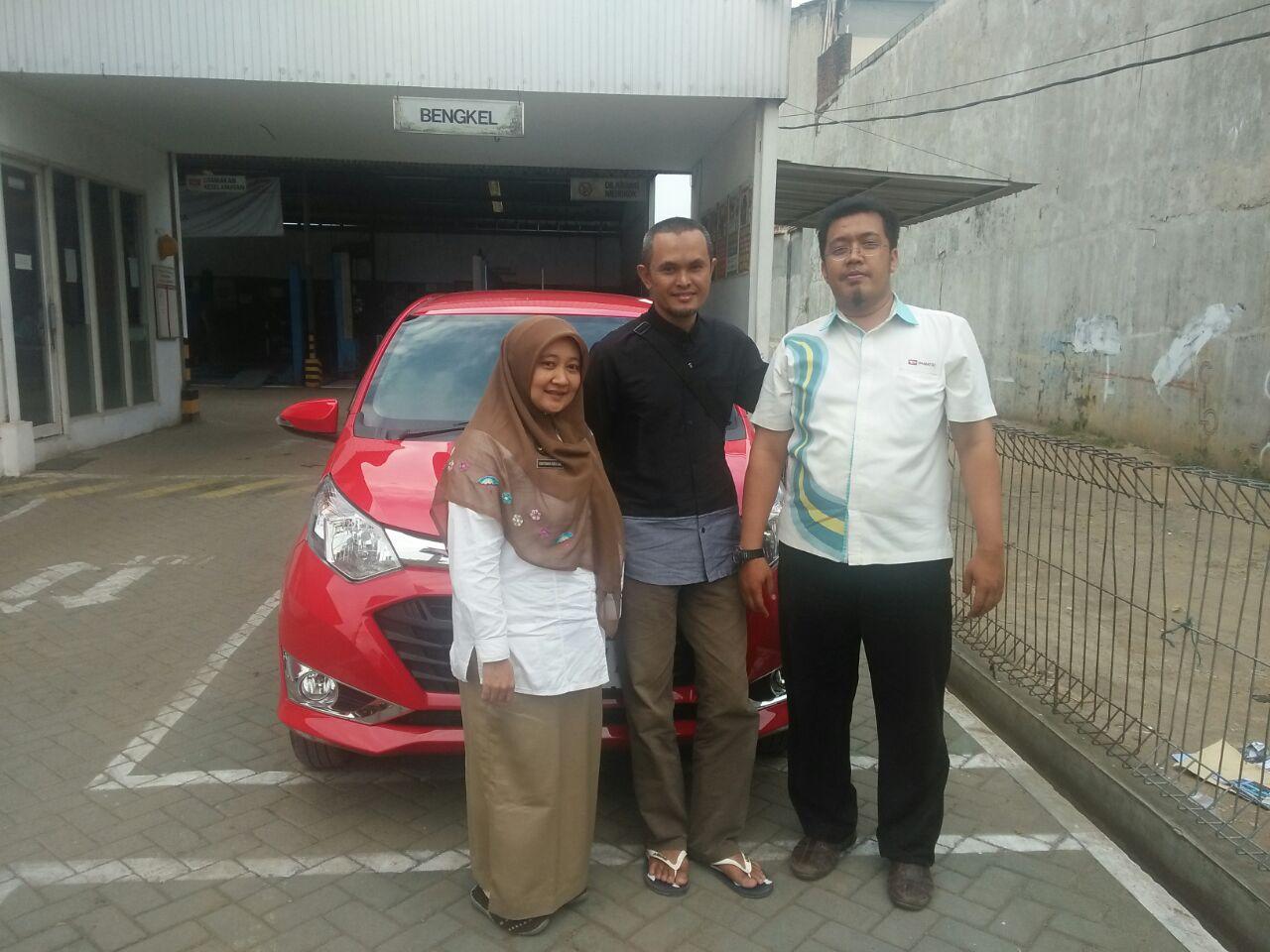 Sales Marketing Mobil Daihatsu Reswanto