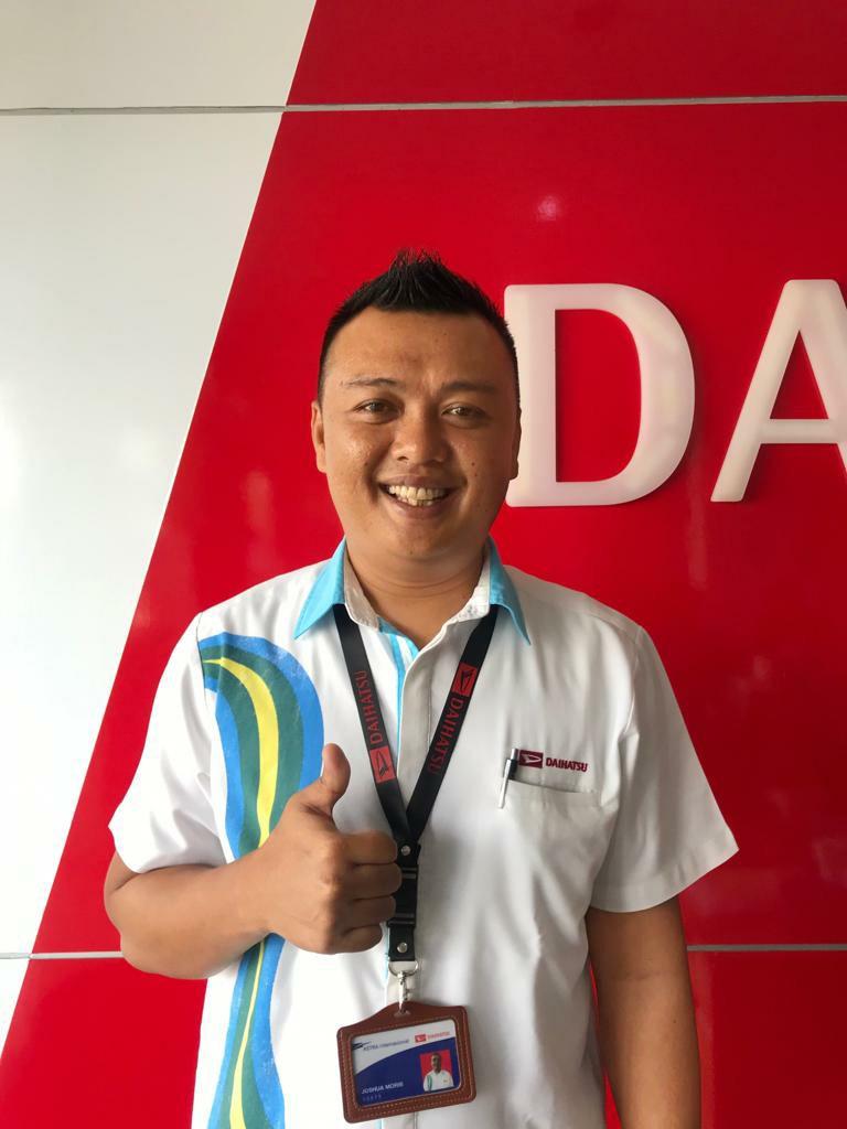 Sales Marketing Mobil Dealer Daihatsu Josua
