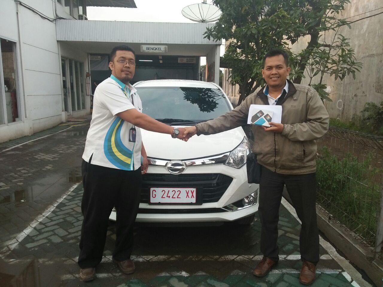 Sales Marketing Mobil Dealer Daihatsu Pekalongan Reswanto