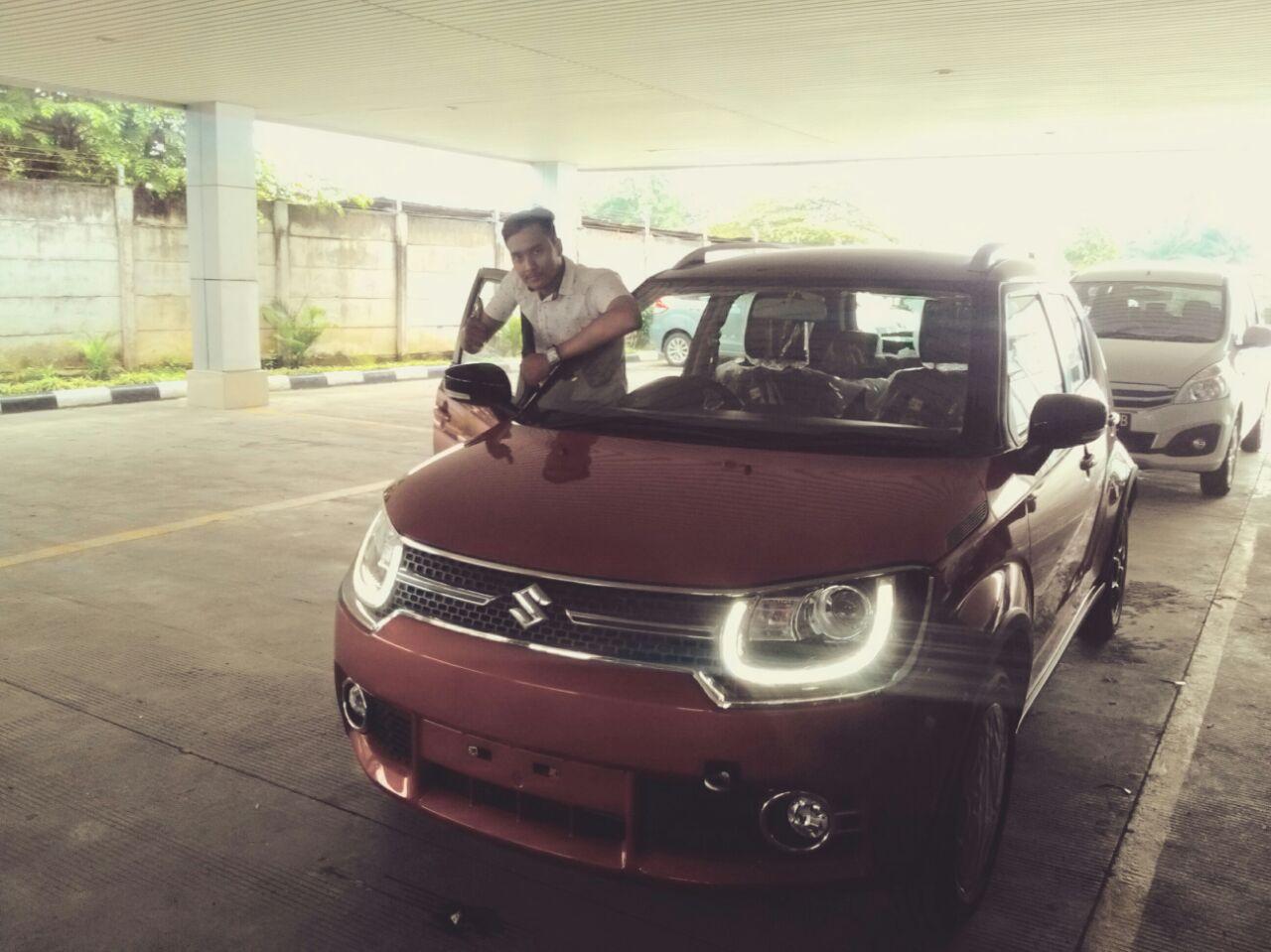 Sales Marketing Mobil Dealer Suzuki Medan Rahmat