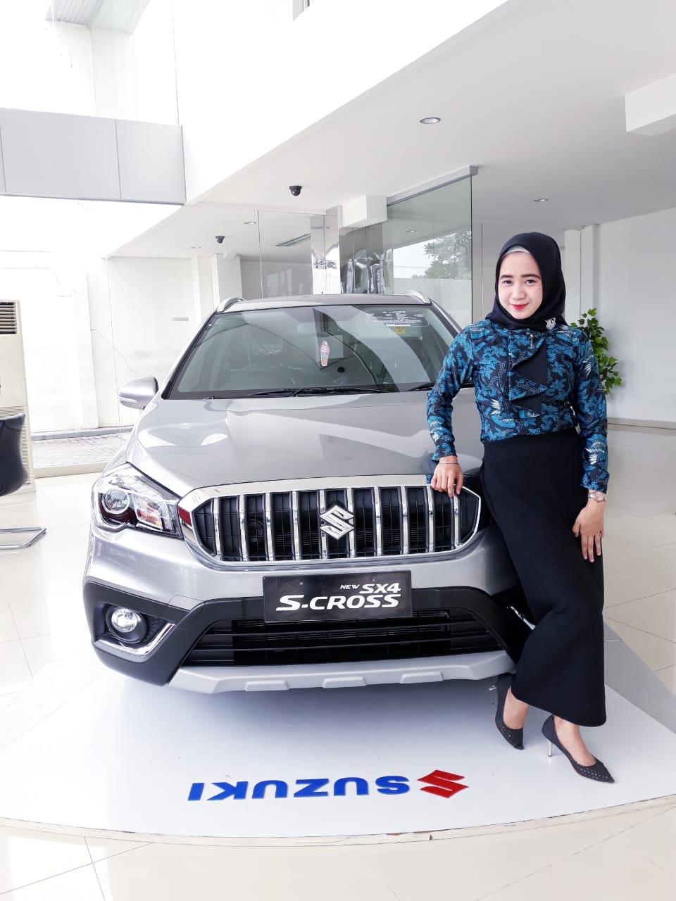 Sales Marketing Mobil Dealer Suzuki Raya
