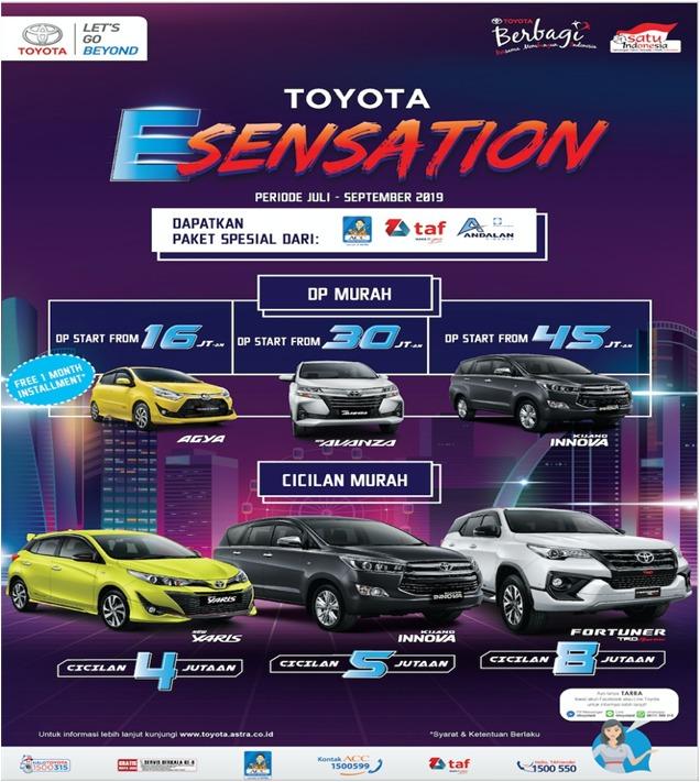Promo Toyota Bayu