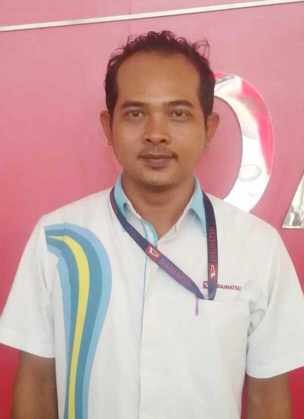 Sales Marketing Mobil Dealer Daihatsu Mahmud