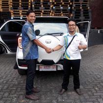 Sales Marketing Mobil Dealer Daihatsu Pati Arif