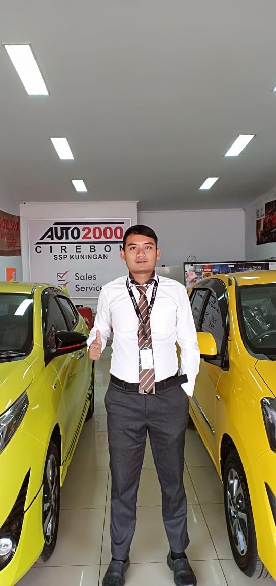 Sales Marketing Mobil Dealer Toyota Kuningan Fauzi
