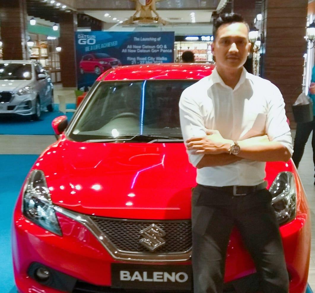 Sales Marketing Mobil Dealer Suzuki Rahmat