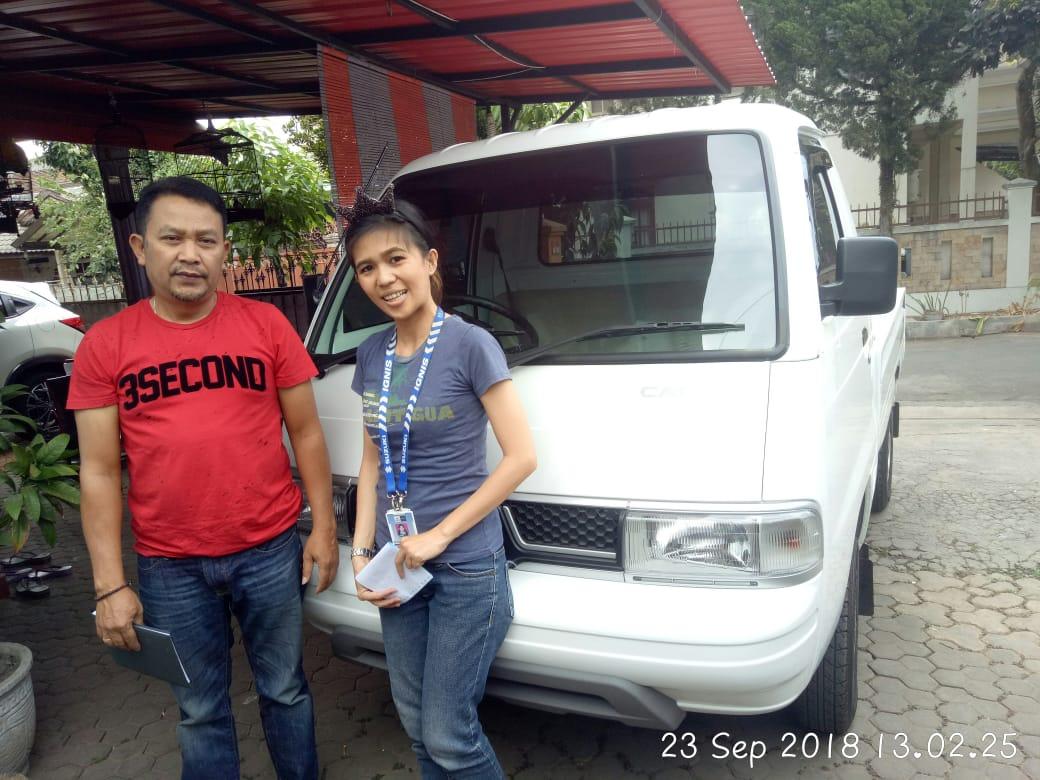 Sales Marketing Mobil Dealer Suzuki Tia